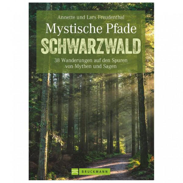 Bruckmann - Mystische Pfade im Schwarzwald - Walking guide book