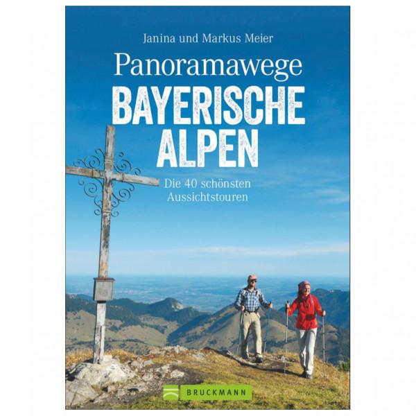 Bruckmann - Panoramawege Bayerische Alpen - Vaellusoppaat