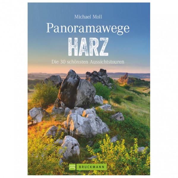 Bruckmann - Panoramawege Harz - Walking guide book