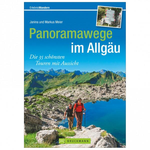 Bruckmann - Panoramawege im Allgäu - Vandringsguider