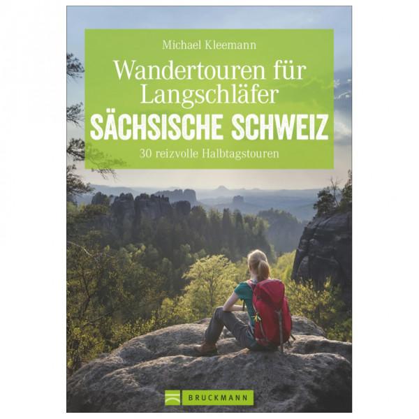 Bruckmann - Wandert. Langschläfer Sächsische Schweiz - Walking guide book