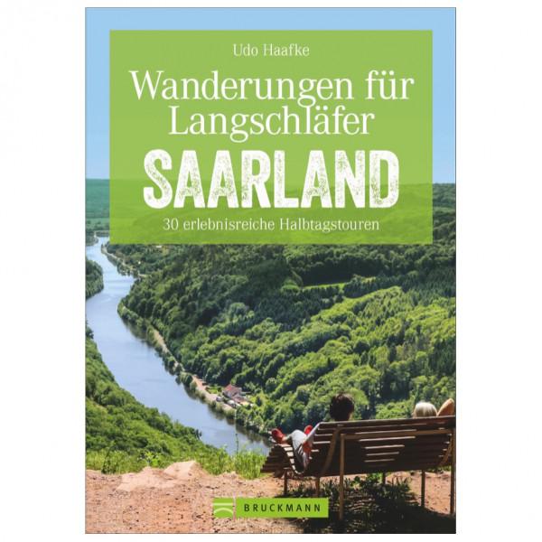 Bruckmann - Wanderungen Langschläfer Saarland - Vandringsguider