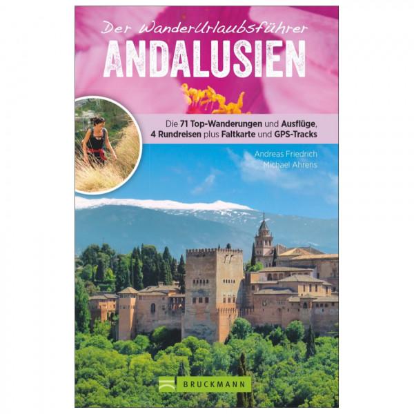 Bruckmann - Wanderurlaubsführer Andalusien - Vaellusoppaat