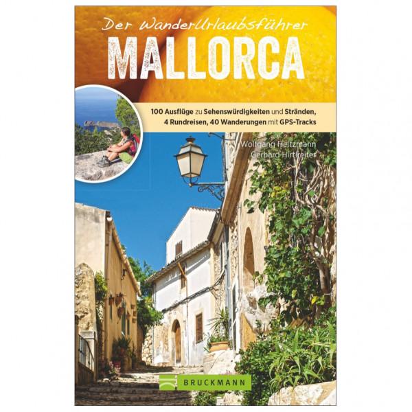 Bruckmann - Wanderurlaubsführer Mallorca - Wandelgids