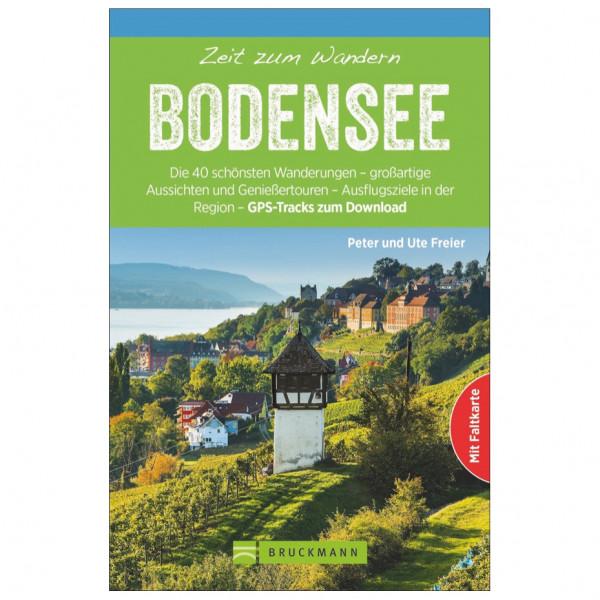 Bruckmann - Zeit zum Wandern Bodensee - Vandringsguider