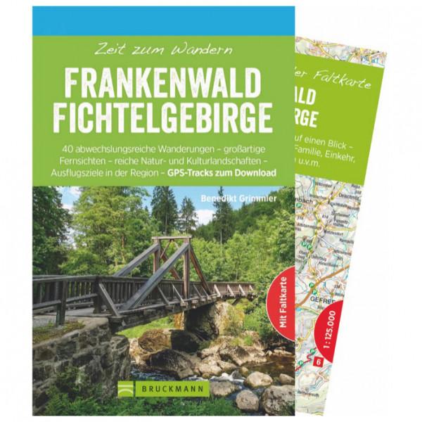 Bruckmann - Zeit zum Wandern Frankenwald - Wanderführer
