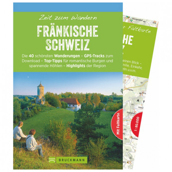 Bruckmann - Zeit zum Wandern Fränkische Schweiz - Turguider