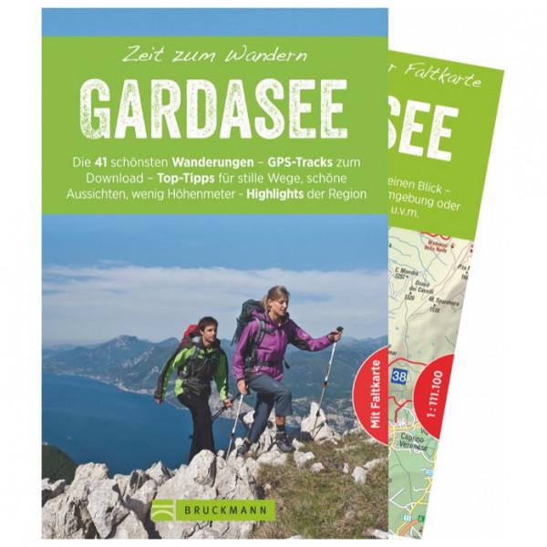 Bruckmann - Zeit zum Wandern Gardasee - Wanderführer