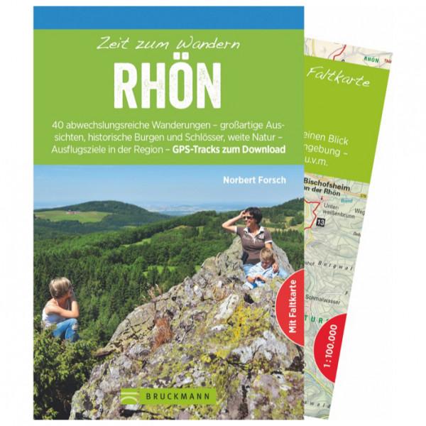 Bruckmann - Zeit zum Wandern Rhön - Vaellusoppaat