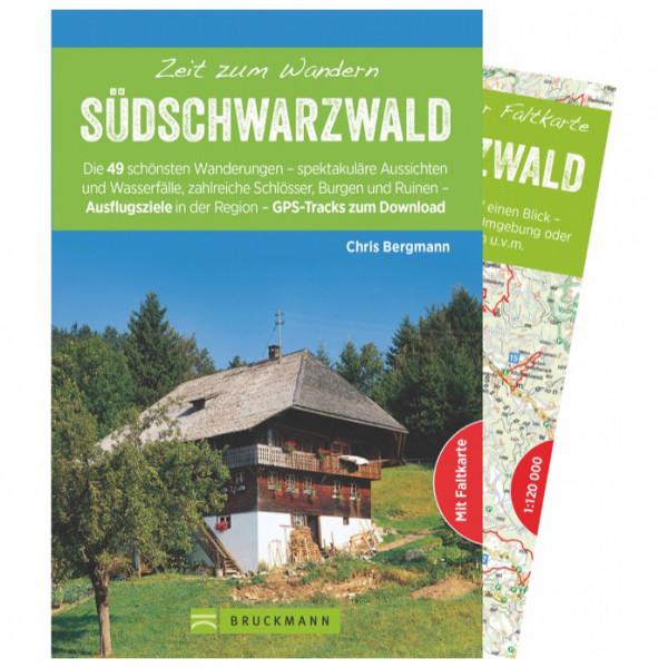 Bruckmann - Zeit zum Wandern Südschwarzwald - Wandelgidsen