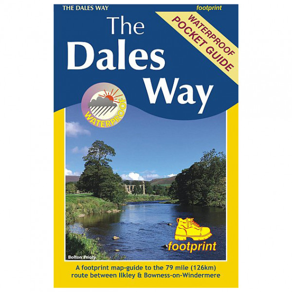 The Dales Way - Walking guide book