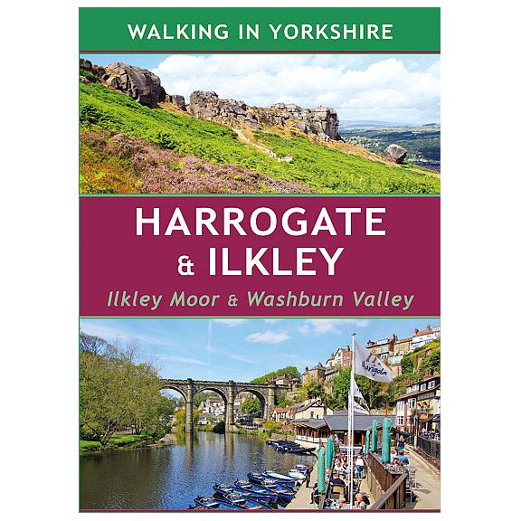 Harrogate & Ilkley: Walking in Yorkshire - Walking guide book
