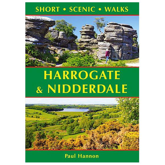 Harrogate & Nidderdale: Short scenic walks - Walking guide book