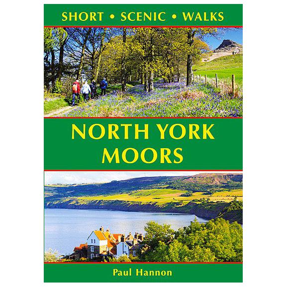 North York Moors: Short scenic walks - Walking guide book