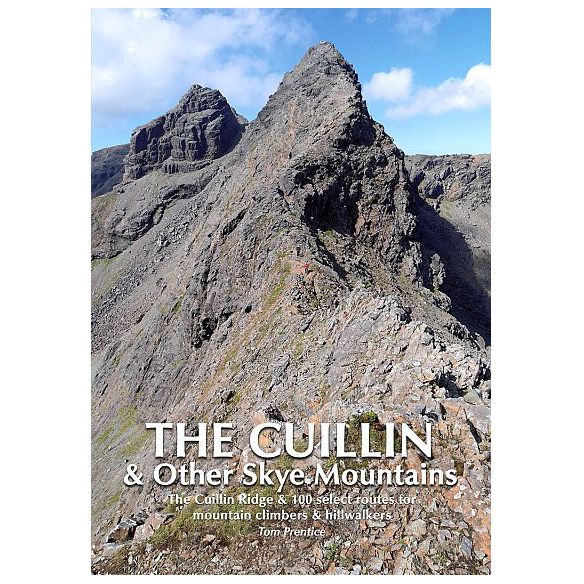 The Cuillin & Other Skye Mountains - Walking guide book