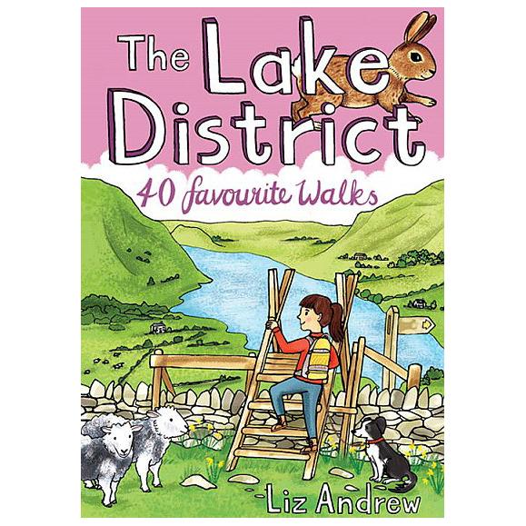 The Lake District 40 Favourite Walks - Walking guide book