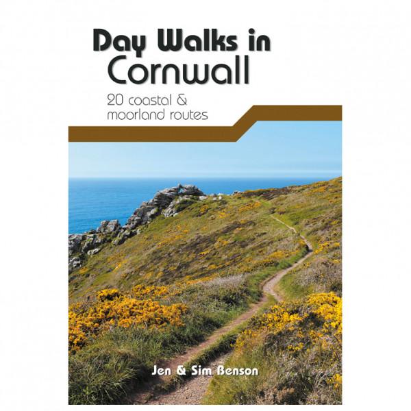 Day Walks In Cornwall - Walking guide book