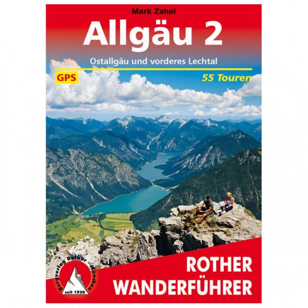 Bergverlag Rother - Allgäu 2 - Vandreguides