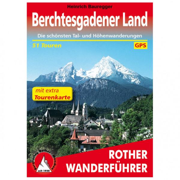 Bergverlag Rother - Berchtesgadener Land - Vandreguides