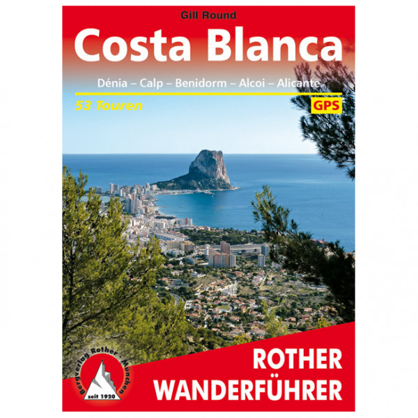 Bergverlag Rother - Costa Blanca - Walking guide book