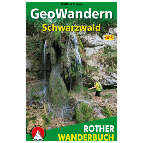 Bergverlag Rother - Geowandern Schwarzwald - Walking guide book