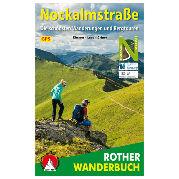 Bergverlag Rother - Nockalmstraße - Vandreguides
