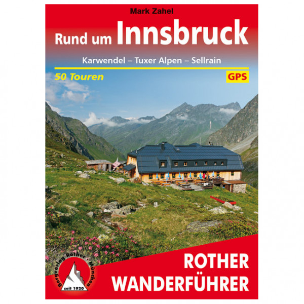 Bergverlag Rother - Rund Um Innsbruck - Wandelgidsen