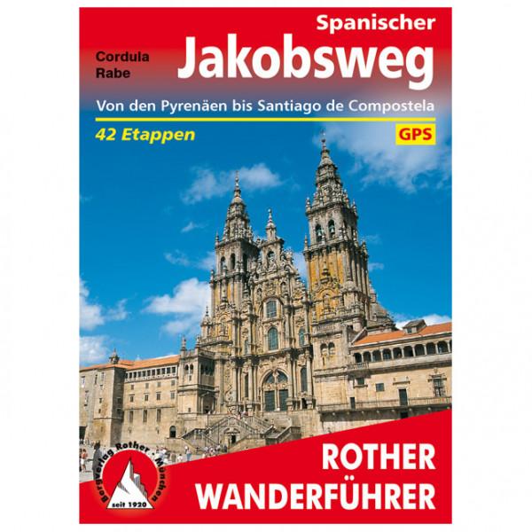 Bergverlag Rother - Spanischer Jakobsweg - Vaellusoppaat