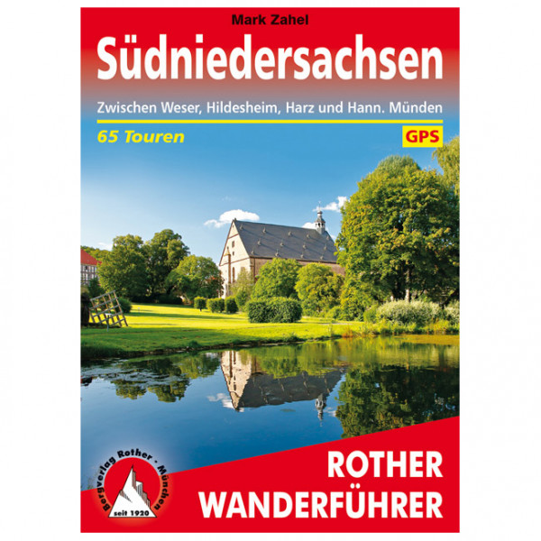 Bergverlag Rother - Südniedersachsen - Wandelgidsen