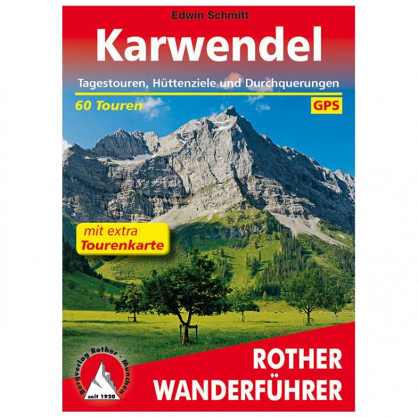 Bergverlag Rother - Karwendel - Wanderführer