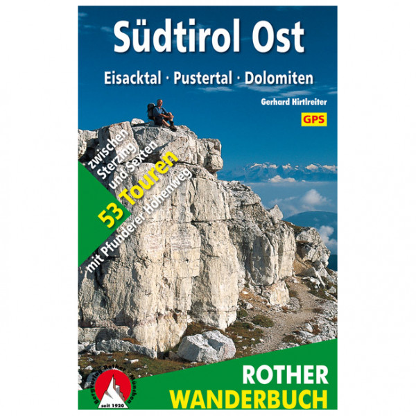 Bergverlag Rother - Südtirol Ost - Walking guide book