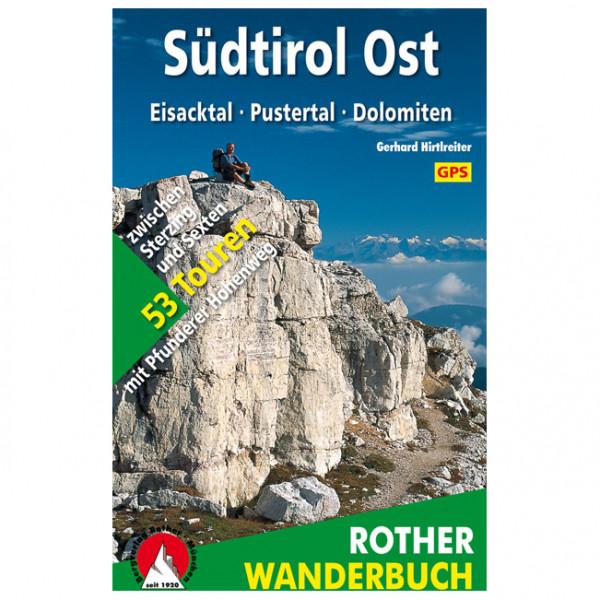 Bergverlag Rother - Südtirol Ost - Walking guide book