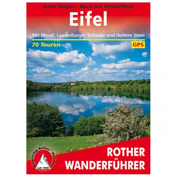 Bergverlag Rother - Eifel - Vandringsguider