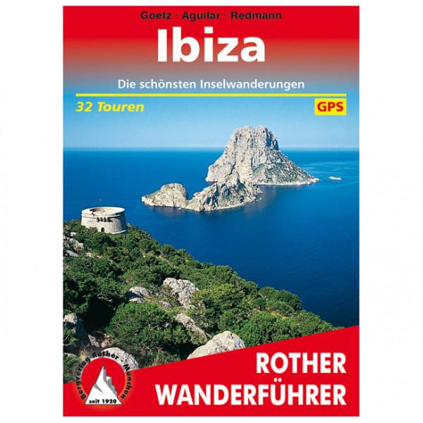 Bergverlag Rother - Ibiza - Guías de senderismo