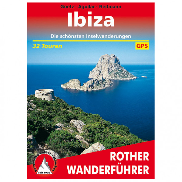 Bergverlag Rother - Ibiza - Walking guide book