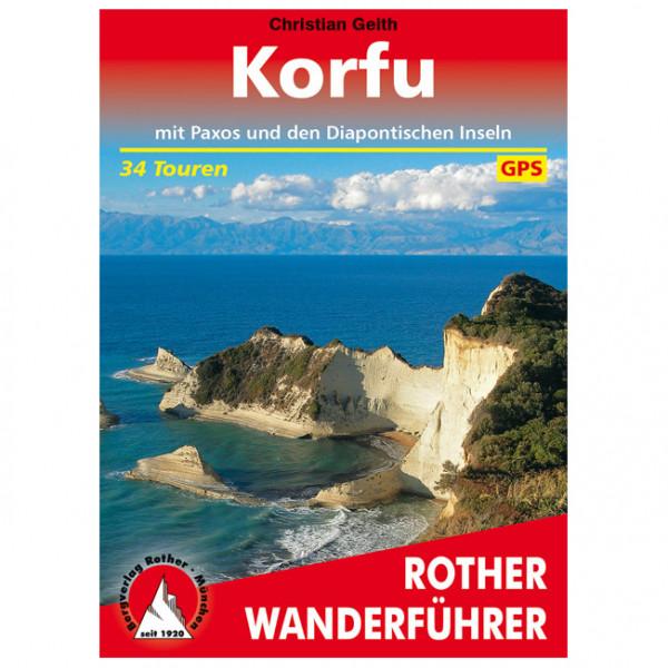 Korfu - Walking guide book