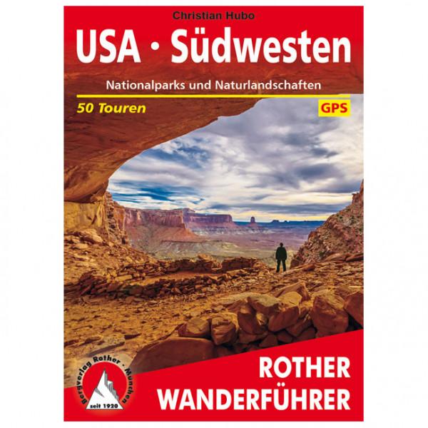 Bergverlag Rother - USA - Südwesten - Wanderführer