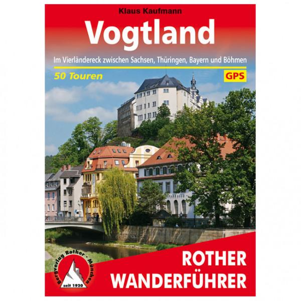 Bergverlag Rother - Vogtland - Vandreguides