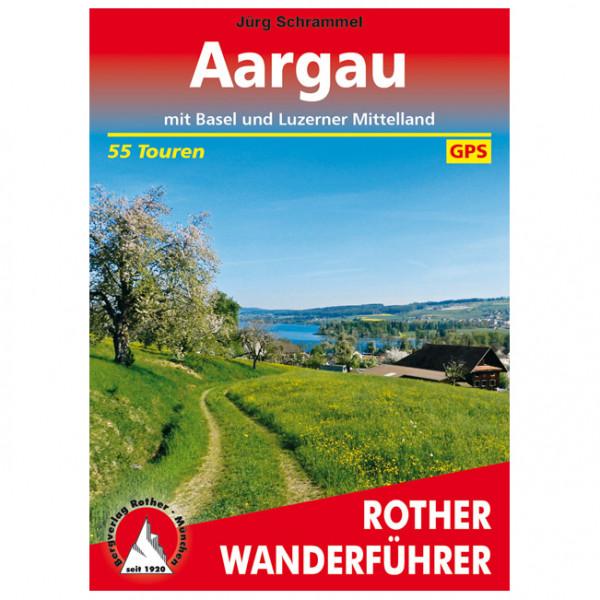 Aargau - Walking guide book