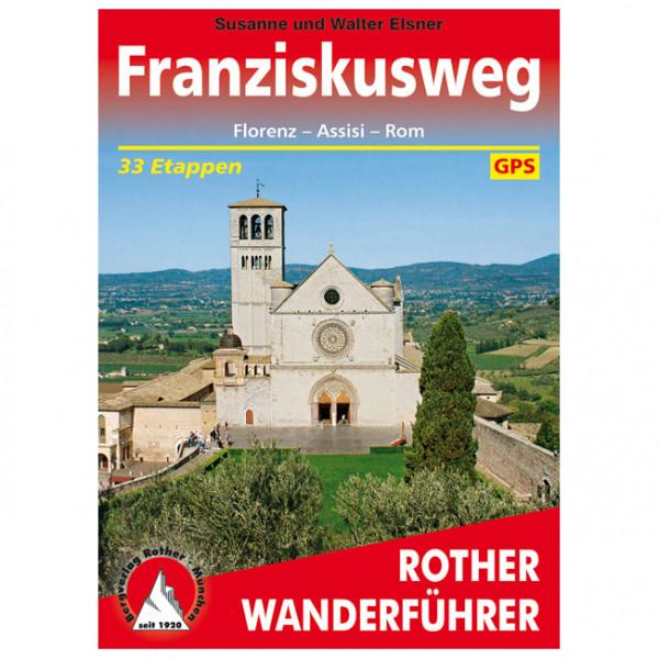 Bergverlag Rother - Franziskusweg - Wandelgidsen