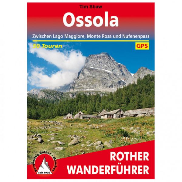 Bergverlag Rother - Ossola - Vandreguides