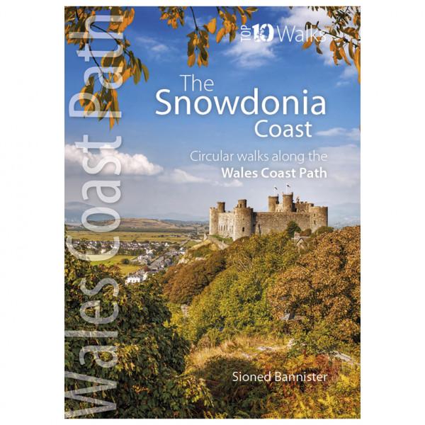 The Snowdonia Coast - Walking guide book