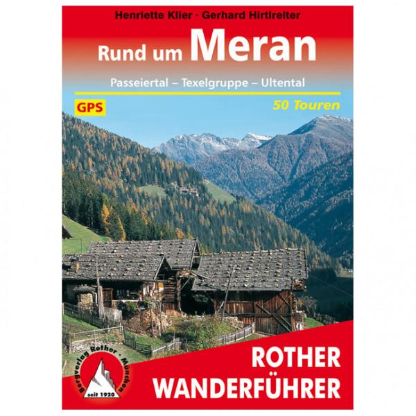 Bergverlag Rother - Rund um Meran - Guías de senderismo