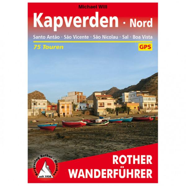 Kapverden Nord - Walking guide book