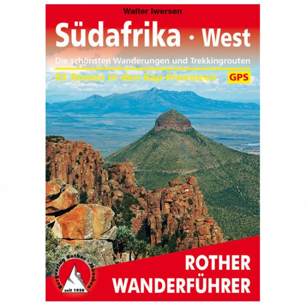 Bergverlag Rother - Südafrika West - Wandelgids