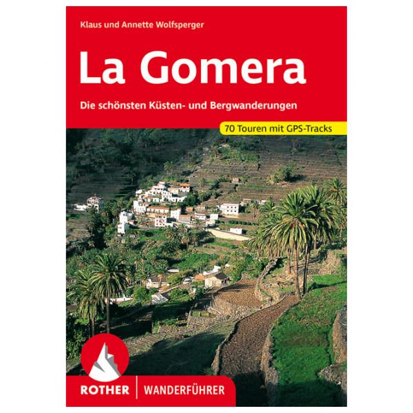 Bergverlag Rother - La Gomera - Vandreguides