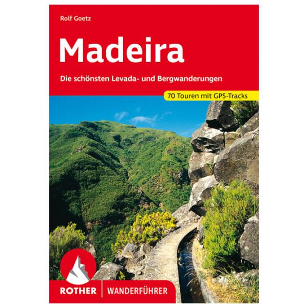 Bergverlag Rother - Madeira - Wandelgidsen