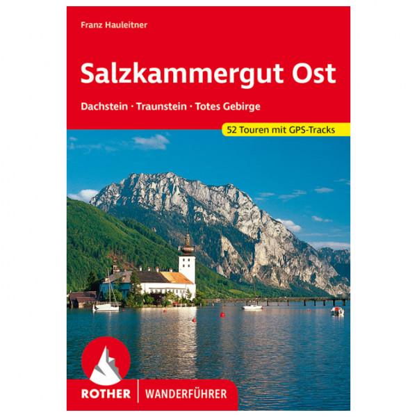 Bergverlag Rother - Salzkammergut Ost - Vaellusoppaat