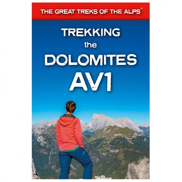 Knife Edge Outdoor - Trekking The Dolomites AV1 - Guías de senderismo