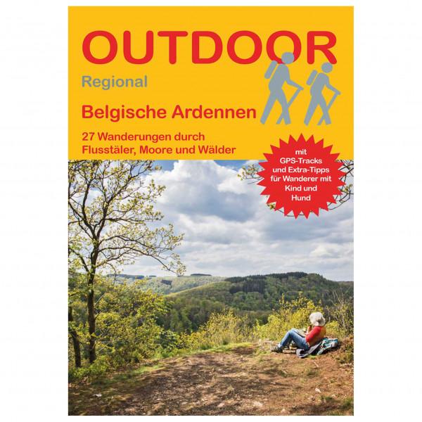 Conrad Stein Verlag - Belgische Ardennen - Walking guide book